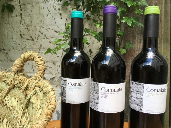 Comalats – Weine aus Costers de Segre: mächtige Natur in der Flasche
