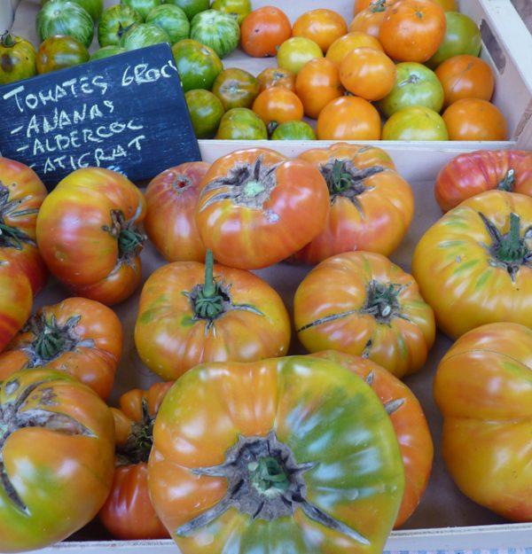 Ecomercats Món Empordà; los sábados, milagro (esp)
